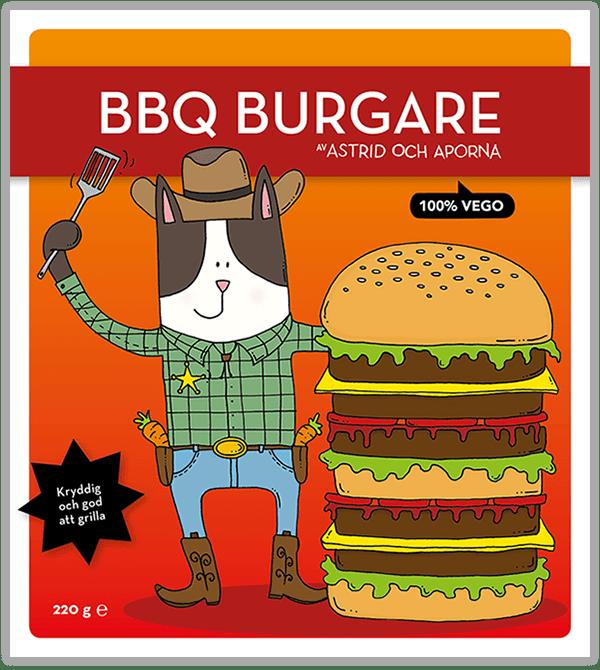 BBQ Burgare – Kryddig och god att grilla