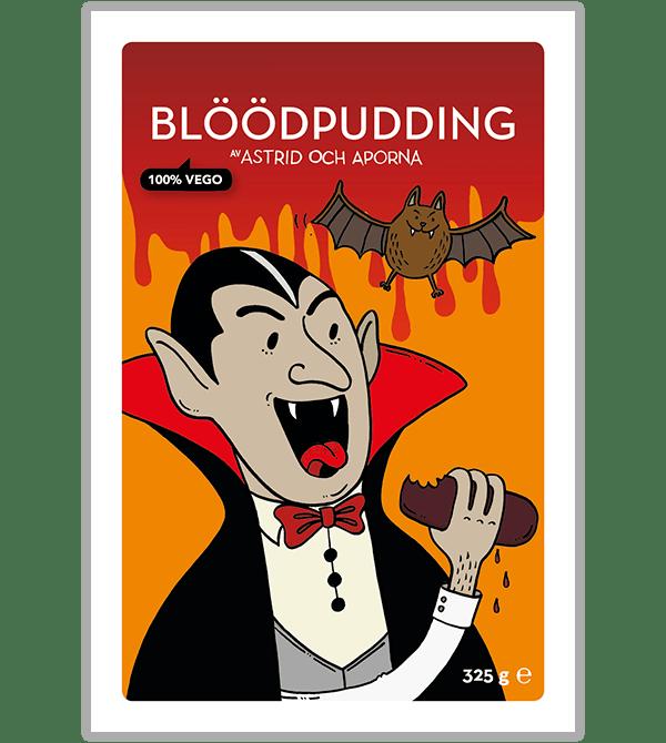 Blöödpudding –En skrämmande god klassiker