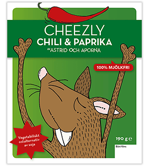 Cheezly – Chili & Paprika
