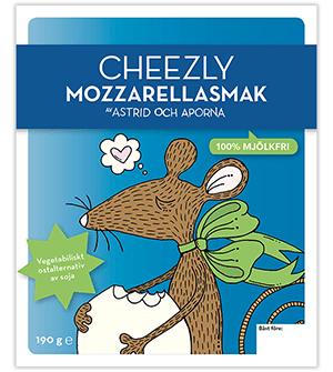 Cheezly – Mozzarellasmak