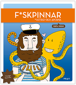 F*skpinnar – Frasiga favoriter