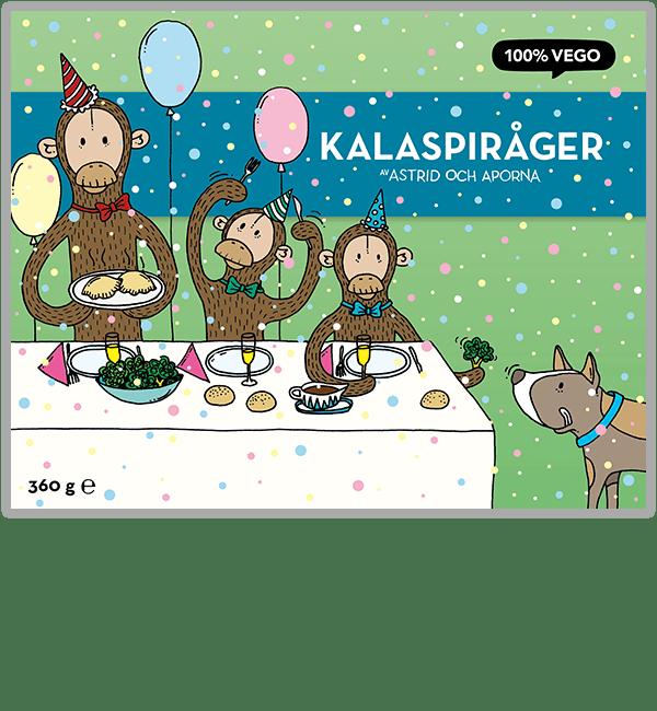 Kalaspiråger – Kalas hela året om!