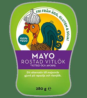Mayo – Rostad vitlök