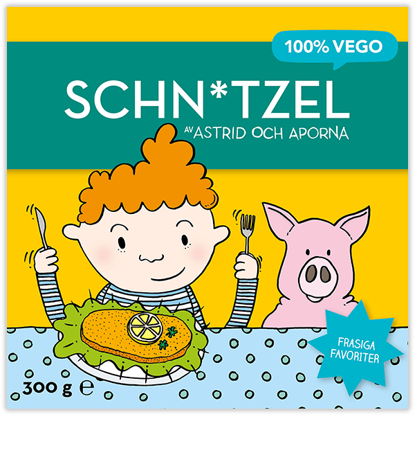 Schn*tzel – Frasiga favoriter