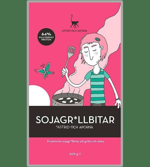 Sojagr*llbitar