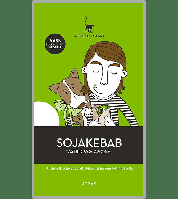 Sojakebab
